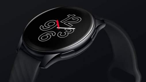 OnePlus представила свій перший розумний годинник