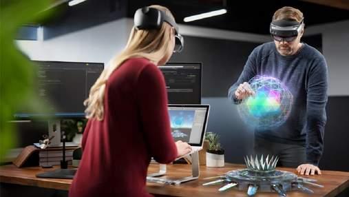 Змішана реальність: як технології вже сьогодні змінюють бізнес