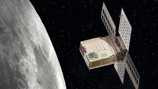 """NASA рассказала о лунном спутнике CAPSTONE, который запустят в рамках программы """"Артемида"""""""