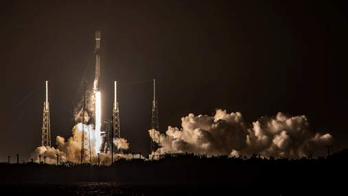 SpaceX запустила еще 60 спутников Starlink четвертый раз за март