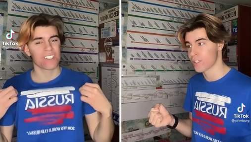 Росіянин у тіктоці пояснив, чому Крим – це Україна: мережа вибухнула коментарями