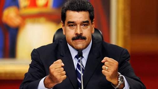 Чому Facebook забанив президента Венесуели Ніколаса Мадуро