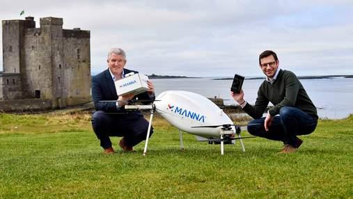 Samsung доставлятиме смартфони за допомогою дронів