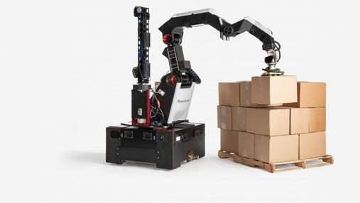 Boston Dynamics презентувала нового робота Stretch