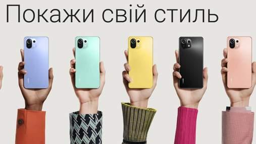 Xiaomi Mi 11 Lite уже доступен в Украине: характеристики и цена