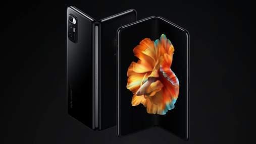 Характеристики гнучкого смартфона Xiaomi Mi Mix Fold повнiстю розсекретили