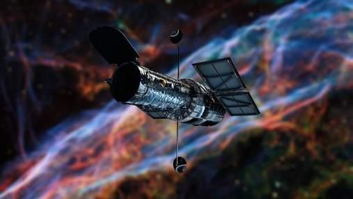 Фото Hubble: туманность Вуаль во впечатляющих деталях