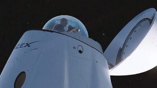 SpaceX показала новый Crew Dragon со стеклянным куполом и назвала имена членов экипажа Inspirati
