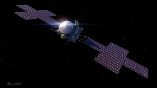 NASA начало финальный этап конструирования аппарата для изучения астероида Психея