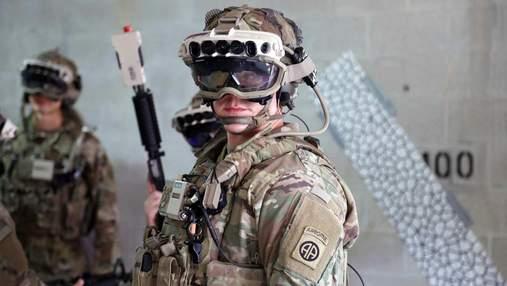 Microsoft будет поставлять армии США очки дополненной реальности за 22 миллиарда долларов