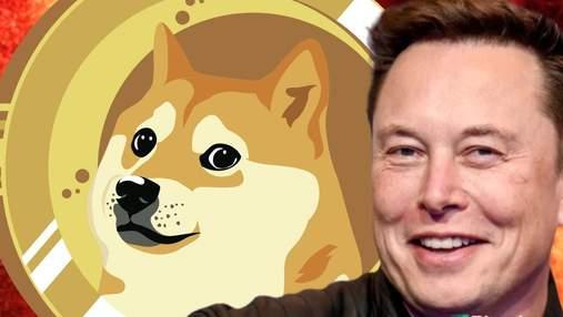 Илон Маск пошутил, что отправит Dogecoin на Луну: криптовалюта уже взлетела в цене