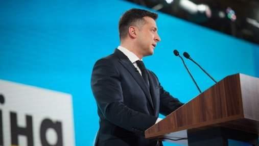 Санкции против Януковича и беспорядки под ОП: у Зеленского подвели итоги марта