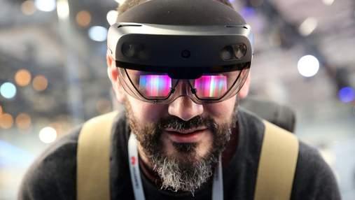 Microsoft будет поставлять шлемы дополненной реальности для армии США