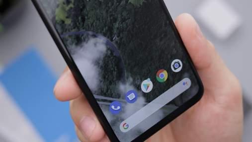 Google Pixel 6 будет работать на собственном процессоре компании
