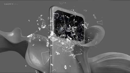 Xiaomi Mi 11 Ultra виявився дуже крихким: смартфон легко гнеться і ламається