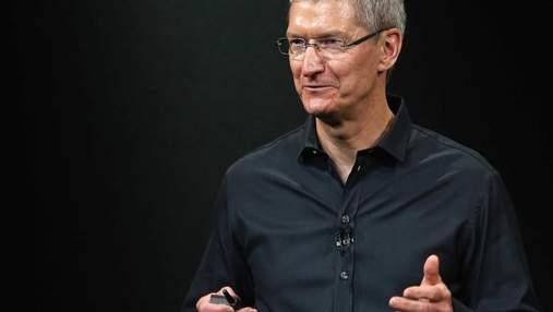 Багато проєктів  Apple ніколи не побачить світ, – Тім Кук натякнув на виробництво електромобіля