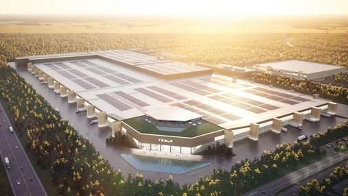 Tesla розкритикувала німецьку бюрократію, яка заважає будівництву заводу під Берліном
