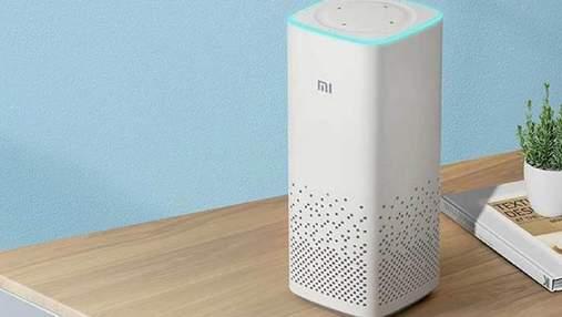 Xiaomi випустила новий смарт-динамік Mi AI Speaker