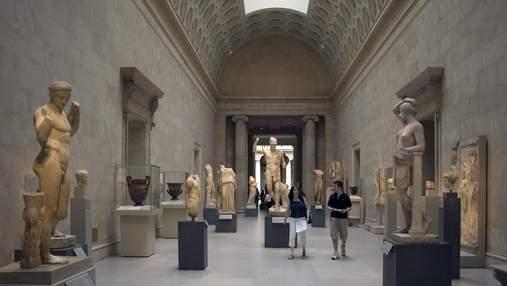 Чим знаменитий Музей мистецтв Метрополітен: новий дудл від Google