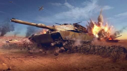 В World of Tanks впервые появятся современные танки