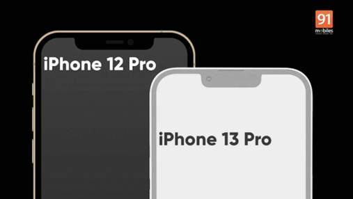 Опубликовали 3D-изображение iPhone 13 Pro