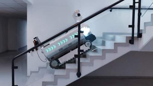 Австрийцы показали прототип современного робота-строителя: фото, видео