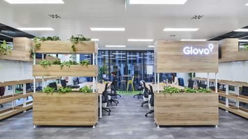 Glovo открывает офис разработки в Киеве: появилась первая вакансия