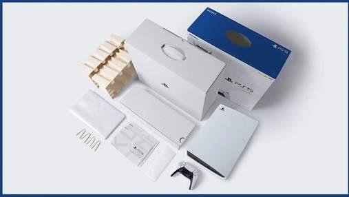Sony разрабатывает экологическую упаковку для PlayStation 5