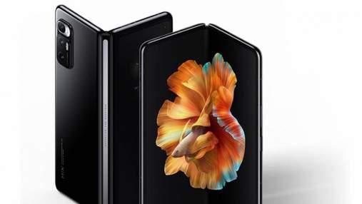 Xiaomi Mix Fold с гибким дисплеем официально поступил в продажу