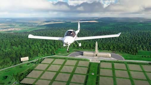 Xbox розігрує унікальний комп'ютер у формі двигуна Microsoft Flight Simulator