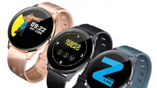 Zebronics выпустила очень доступные смарт-часы с функцией измерения давления