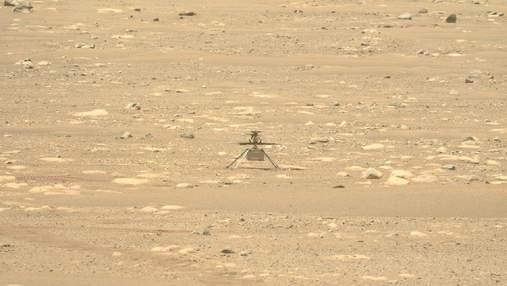 Подготовка к первому полету на Марсе: аппарат Ingenuity успешно прошел важный тест