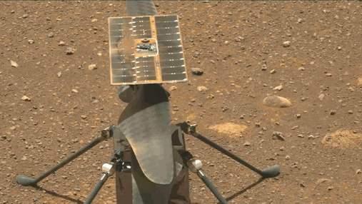 NASA озвучило нову дату першого польоту марсіанського вертольота Ingenuity