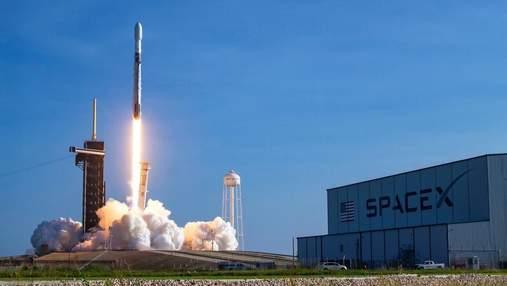 SpaceX и Украина: сколько Госкосмос заплатит за вывод спутника на орбиту