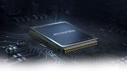 MediaTek першою випустить новий чип, за яким уже вишикувалась черга