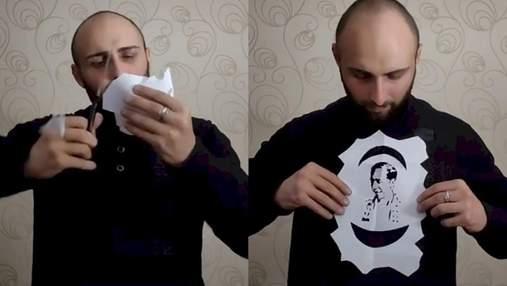Портрети з паперу принесли тіктокеру мільйони переглядів: вражаючі відео