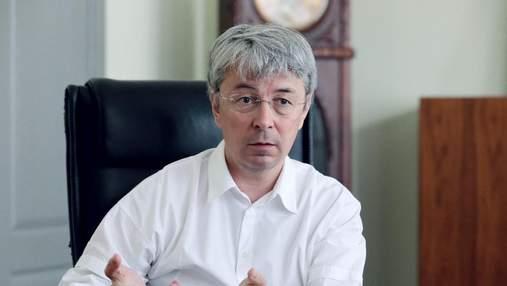 Это важный шаг, – Ткаченко отреагировал на блокирование медведчуковских ютуб-каналов