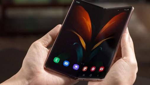 Samsung може випускати планшети з гнучким екраном