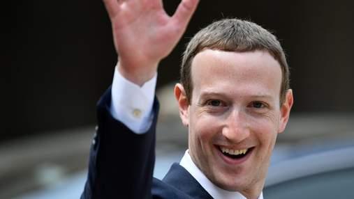 Більше, ніж за 2020 рік: з початку року Цукерберг активно продає активи  Facebook
