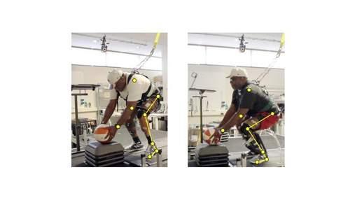 Мужчина без ноги смог управлять экзоскелетом силой мысли