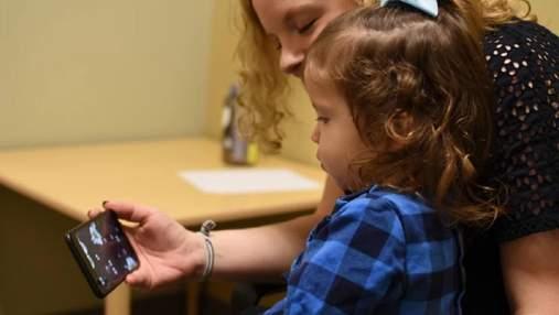 Простий додаток визначає аутизм у дітей лише за їхнім поглядом