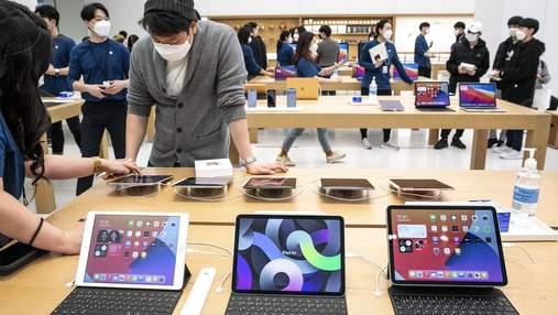 Помог iPhone: компания Apple ожидает рекордных прибылей