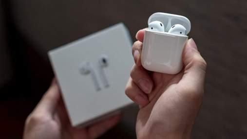 Тисне шалена конкуренція: Apple випустить на 25 мільйонів менше AirPods у 2021 році