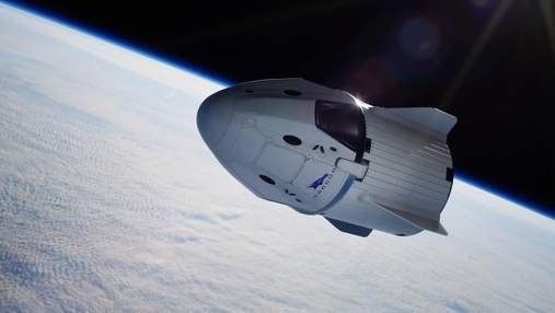Повідомлення про те, що Crew Dragon мало не зіткнувся з космічним сміттям, спростували