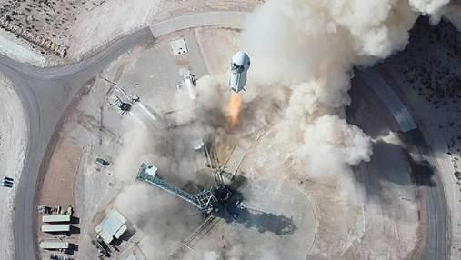 Ера космічного туризму почалася: Blue Origin відкриває продаж квитків на свій космічний корабель