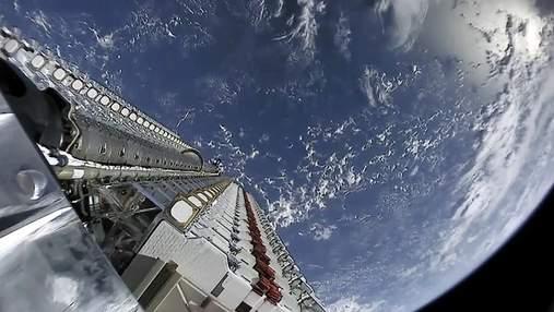 Ще нижче: супутникам Ілона Маска дозволили знизити орбіту