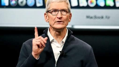 Тім Кук попередив про дефіцит продуктів Apple: яких саме