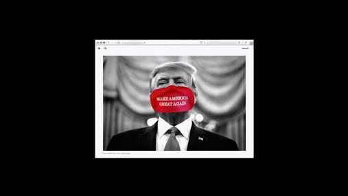 """Нас обманули: обіцяна """"платформа соціальних мереж"""" Дональда Трампа виявилась зовсім іншим"""
