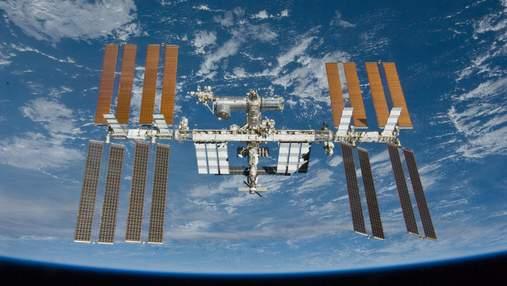 Нові фотографії з МКС, які перехоплюють подих