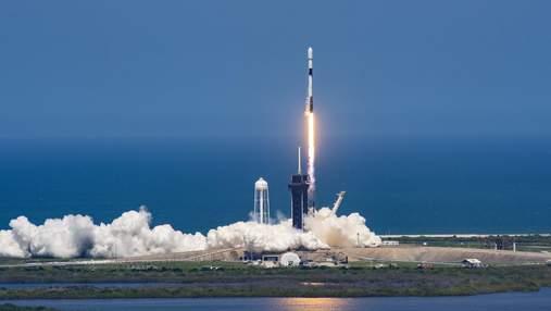 Новый рекорд SpaceX: ступень приземлилась десятый раз